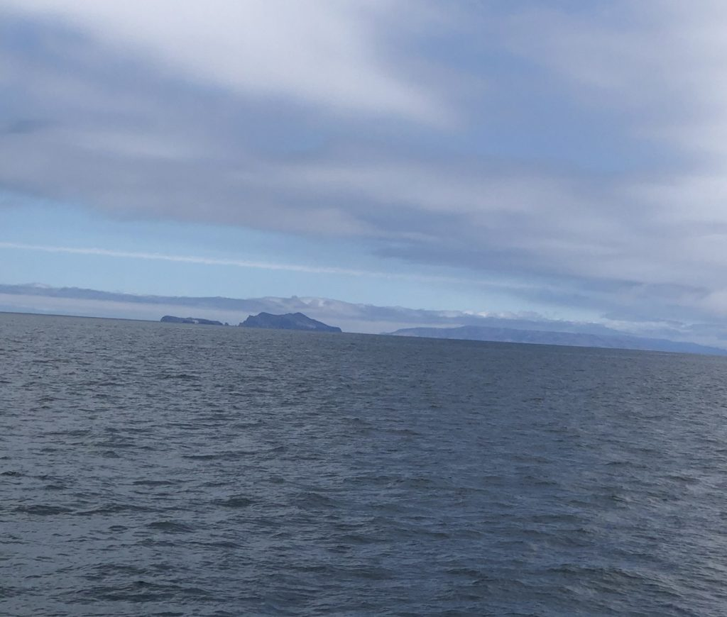 Cruising to Channel Islands Harbor