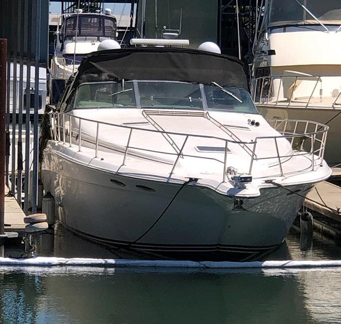 Sunken Boat Raised